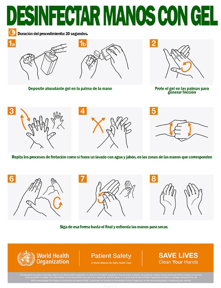 Lavado de manos, la mejor manera de prevenir enfermedades
